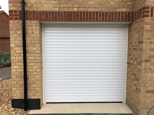 Garage door installation in Basingstoke